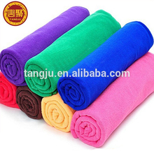 Automotive Microfiber Car Cleaning Towels Sanding cloth washing car