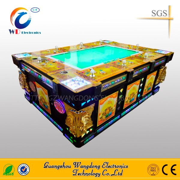 gambling fish game fishing video table game 100% fish hunter game for sale