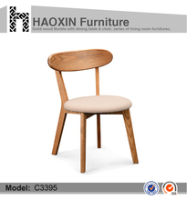 modern wooden dining chair designs C3395