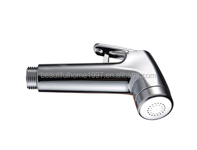 china handheld plastic toilet water abs plastic handheld shattaf bidet sprayer
