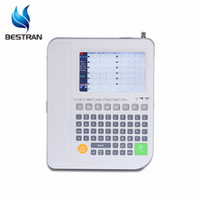 CE ISO Hospital portable type 3/6/12 channels ecg electrode manufacturing machine