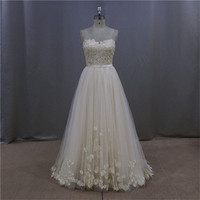 ruffly beautiful puffy maternity wedding dress bridal gown