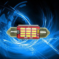4014 DC12V 28MM 31MM 36MM Canbus LED For Auto Car Dome Luggage License Plate Light Lamp Bulb