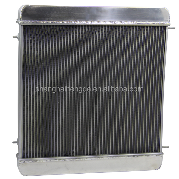 Willys 41-52 for Jeep Willy's MB,41-52 for Ford GPW Car Aluminum 3 Row Radiator