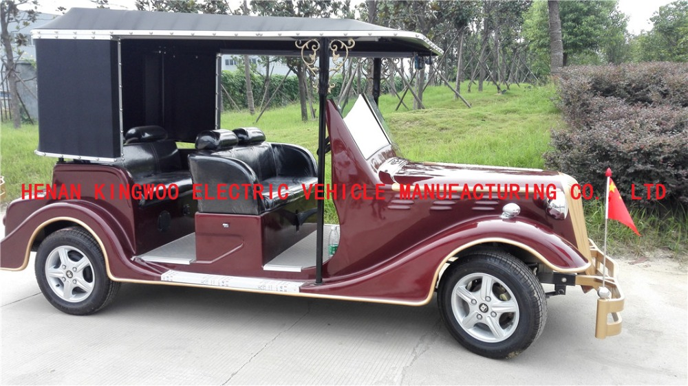 mini cheap classic mini 4 seat electric car sightseeing car