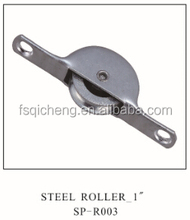 manufacture plastic conveyor / straight roller bearing / small wheel bearings