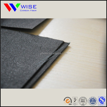 Hot sale carbon drag washer sheet for fishing reels 400 *500 *1.0 mm
