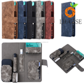 Discount price PU Leather Electronic cigarette case for iqos