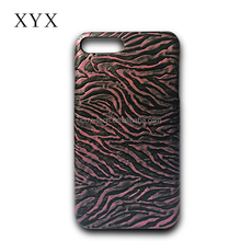 funky mobile phone case PU leather snake pattern leather covers case for iphone 7