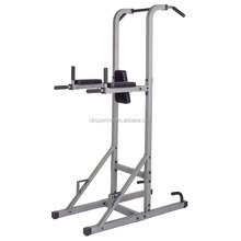 Professional Heave Duty Dip and Chin-Up Station Power AB Tower Fitness Equipment