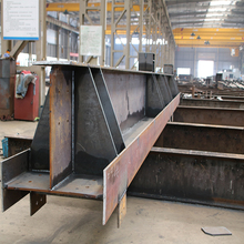 Welded H Steel Structural for Building