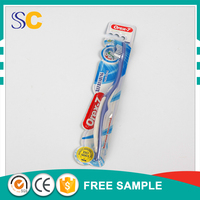 China supermarket adult toothbrush for home