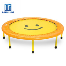 60 inch wholesale durable large round fitness equipment jumping bounding table trampoline