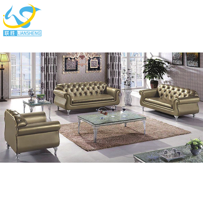 Royal sofa use furniture lounge suite for living room sofa sets