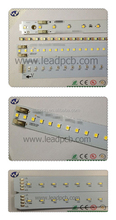 SMD 5760 PCBA with UL&ROHS PCB OEM&ODM,wash wall lamp SMD BRIDGELUX Chip PCBA
