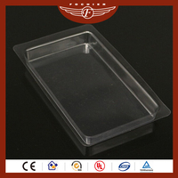 Low price transparent pvc plastic sheet for packaging box with best quality