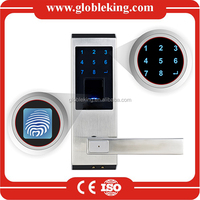 Waterproof biometric door lock digital door lock outdoor biometroc lock