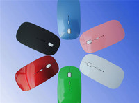 2.4ghz usb optical driver cute wireless mouse for gaming