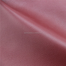 Popual LICHI Grain PU Leather for Sofa, Arm-Chair.