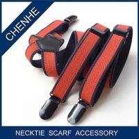 Top Quality Mens Elastic Custom Suspenders