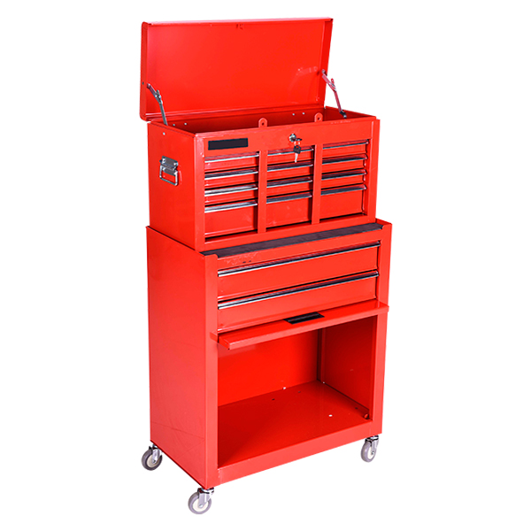 Super selling Combination toolbox Movable Repair shop professional tool cart