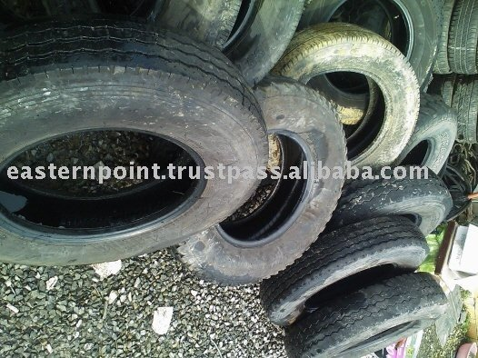 Korea No.1 used tire exporter, Truck tires
