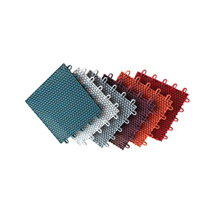 High quality interlocking pp plastic portable badminton floor mat manufacturer for sale