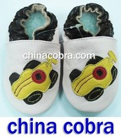 retail and wholesale well sold newest design good quality soft sole baby leather shoes ( popular in Europe)