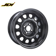 JDI-LX0015 Best Selling Durable Using Car black Wheel Rim