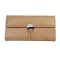 trifold wallet factory online shopping fashion latest design ladies fancy hand purse