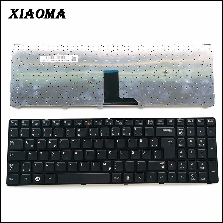 Original For Samsung R580 R780 R590 R578 notebook keyboard laptop keyboard US black