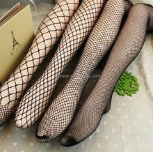 Sexy ladies résille nylon collants collants bonneterie stock