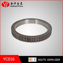 ISO-TS 16949:2009 Agricultural machinery parts/ PK1849D John Deere Spare Parts Gear Ring