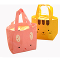 lovely Japanese style 600D polyester lunch bag