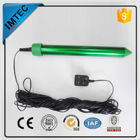 China alibaba wholesale high quality rat mice solar mole ultrasonic repeller