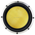 "Made in China jldaudio 200w subwoofer with honeycomb cone china 10"" subwoofers"