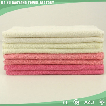 2016 international sales multi-purpose face towel china factory