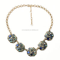 2015 Fashionable Accessories Handmade Chunky Necklace