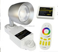 2.4G Milight Wifi Control or RF Remote Control 7W RGBW LED Track Light