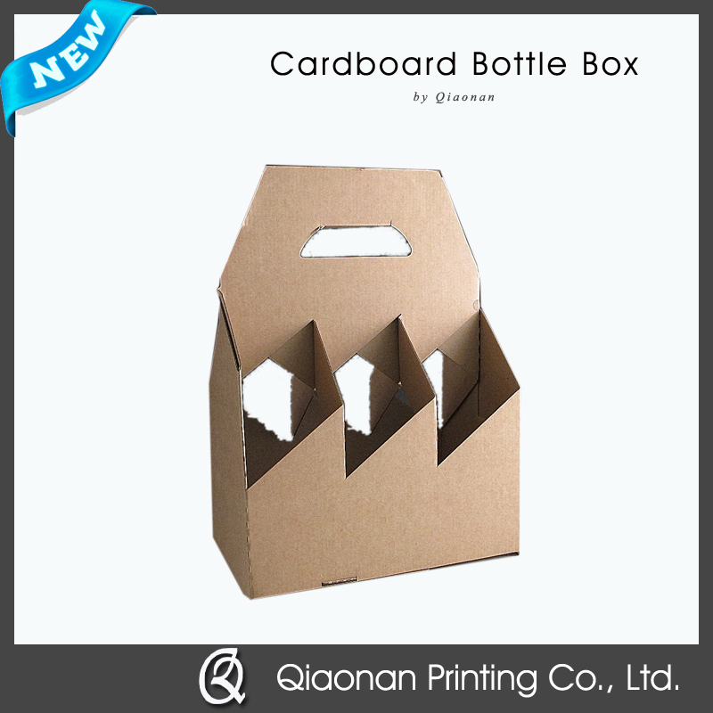 Durable Cardboard Bottle Holder