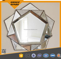 Hot sell Round-shape Double Sides Large Round Decorative Mirrors
