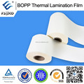 15,18,21,25,27mic BOPP Thermal lamination film Jambo Rolls (3000m length,1440mm or 1770mm width)