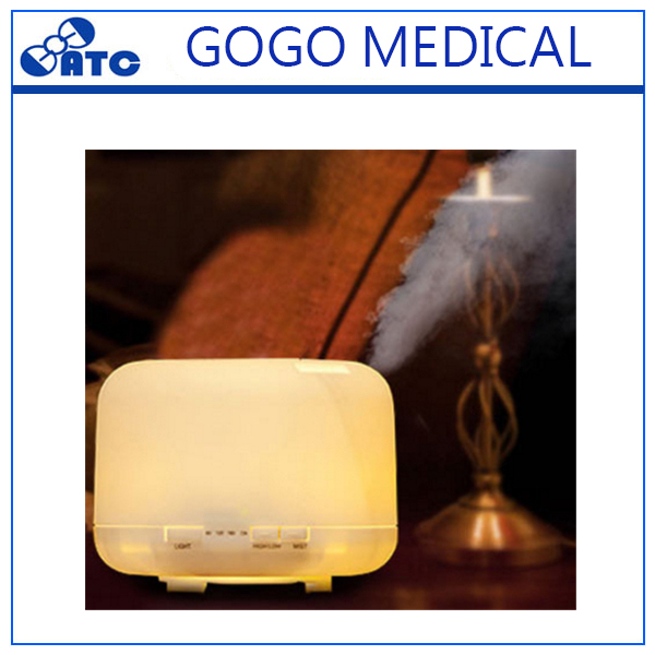 Aromatherapy diffuser 300ml aroma humidifier with beautiful color