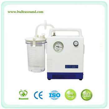 MA820D-1 low-pressure vacuum Emergency Aspirator with CE
