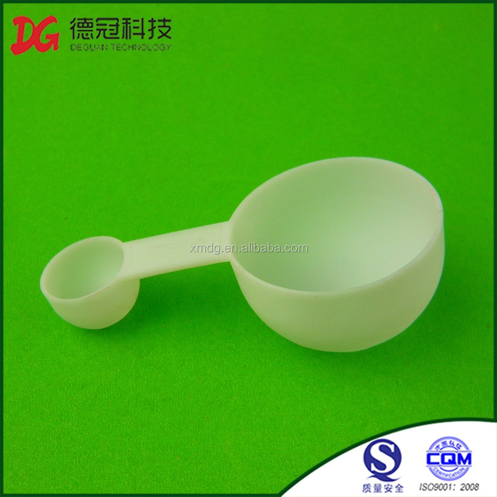 Kitchenware Food Grade Plastic Spoon In Different Shapes