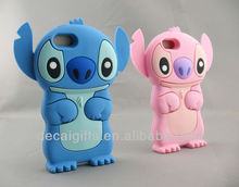 stitch animal shaped cheap mobile phone cases for Iphone