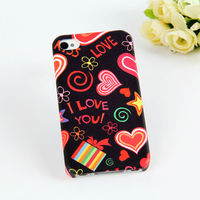 Sublimation Phone Case Printing Phone Cover For IP5C