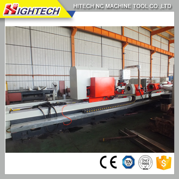Cold Drawn High Accuracy Hydraulic Tube Skiving and Roller Burnishing Machine