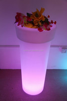 wholesale Led Flower Pot/led Planters/big Outdoor Flower Pot