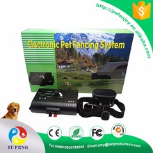 Hot selling dog trainging fence,smart pet waterproof invisible fence training